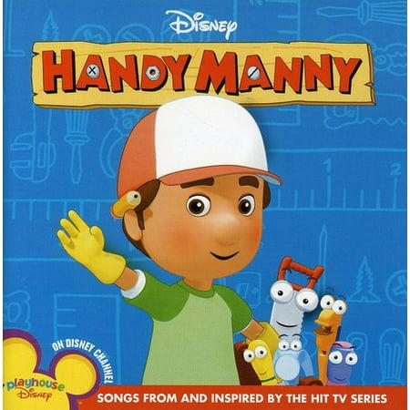 Playhouse Disney Handy Manny - Handy Manny