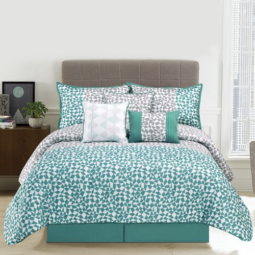 Piccadilly 7pc Comforter Set