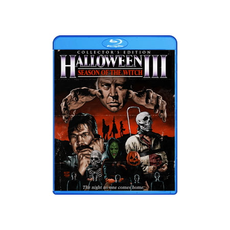 Halloween III: Season of the Witch (Blu-ray) (Halloween 3 Remake)