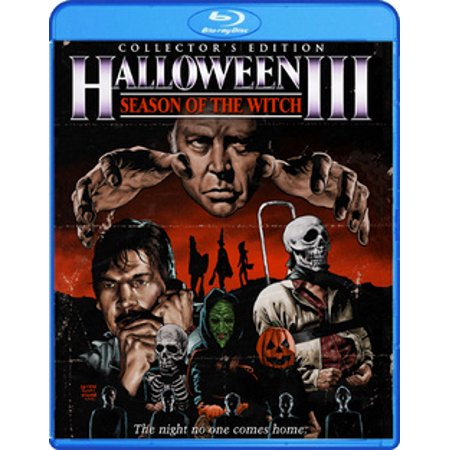 Halloween III: Season of the Witch - A Mean Halloween Worst Witch