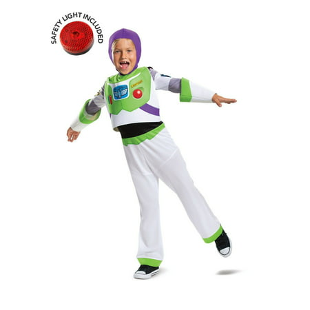 Boy's Buzz Lightyear Classic Halloween Costume - Toy Story 4