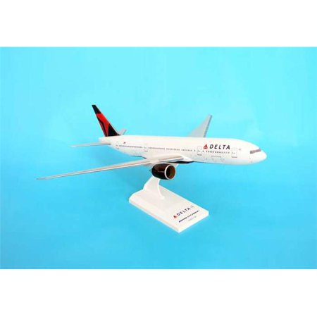 Sky Marks Delta Airlines 777-200 2007 Livery Model Building Kit, 1/200 Scale Gemini 200 Delta Airlines