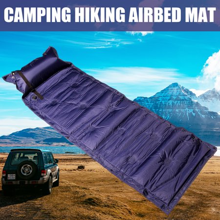 183x57x2.5cm Self Inflating Air Mattress ,Outdoor Camping Hiking Picnic Portable Self Inflating Air Mattress Roll Mat Pad Pillow Sleeping Bed  With Carry Bag - image 6 of 6