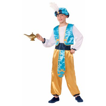 CHCO-ARABIAN PRINCE-MEDIUM (Arabian Night Costume Ideas)