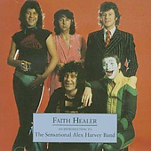 Alex Harvey Sensational Band - Faith Healer-Introduction [CD]