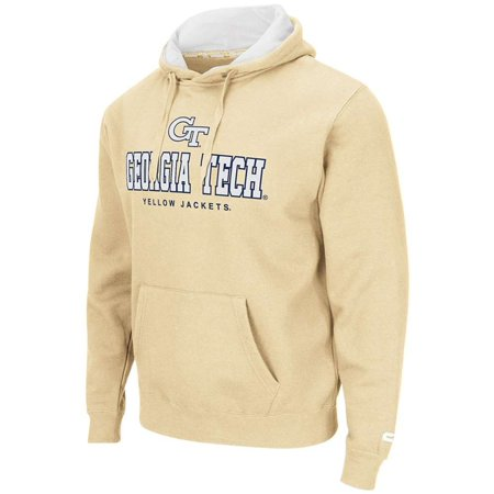 Georgia Tech Yellow Jackets Zone II Hoodie Sweatshirt 1990 Georgia Tech Yellow Jackets