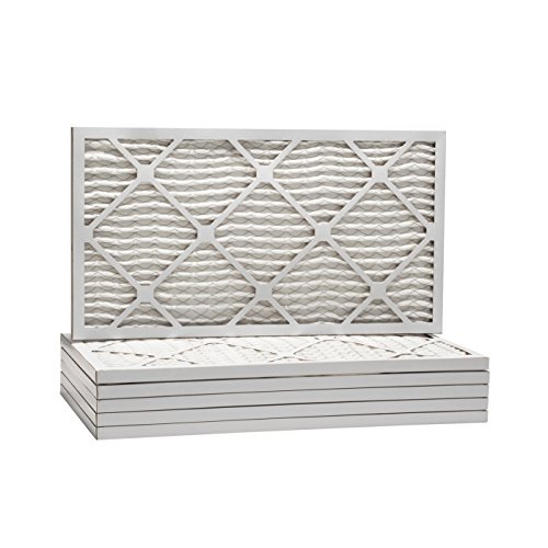 18x24x1 MERV 8 Pleated Home A//C Furnace Air Filter 12-pack