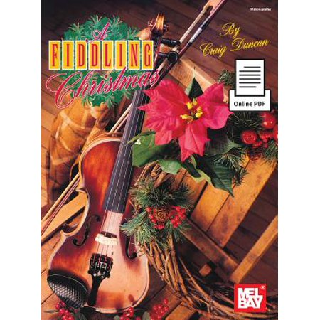 A Fiddling Christmas: Includes Online Audio ()