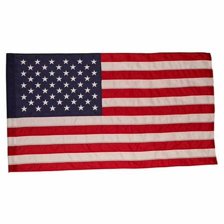 - Valley Forge Flag 2-1/2' x 4' Nylon US Flag