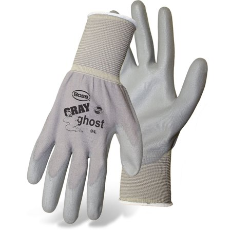 Boss 3000X Men'S Gray Ghost Glove, X Large, Nylon