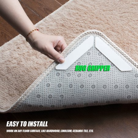 Curling Rug Grips Non Slip Pads
