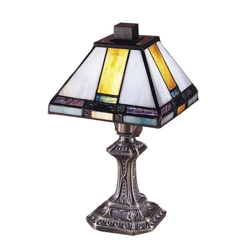 Dale Tiffany Tranquility Mission Accent Lamp