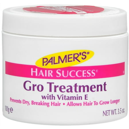 Palmer's Hair Success Gro Treatment With Vitamin E 3.50 oz (Pack of 2) - Gru With Wig
