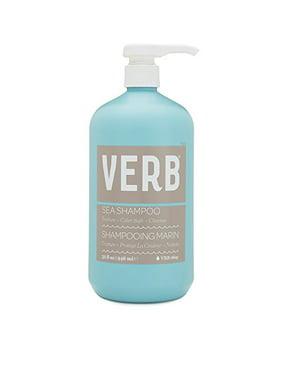 Verb Sea Shampoo - Texture, Color Safe & Cleanse 32 oz