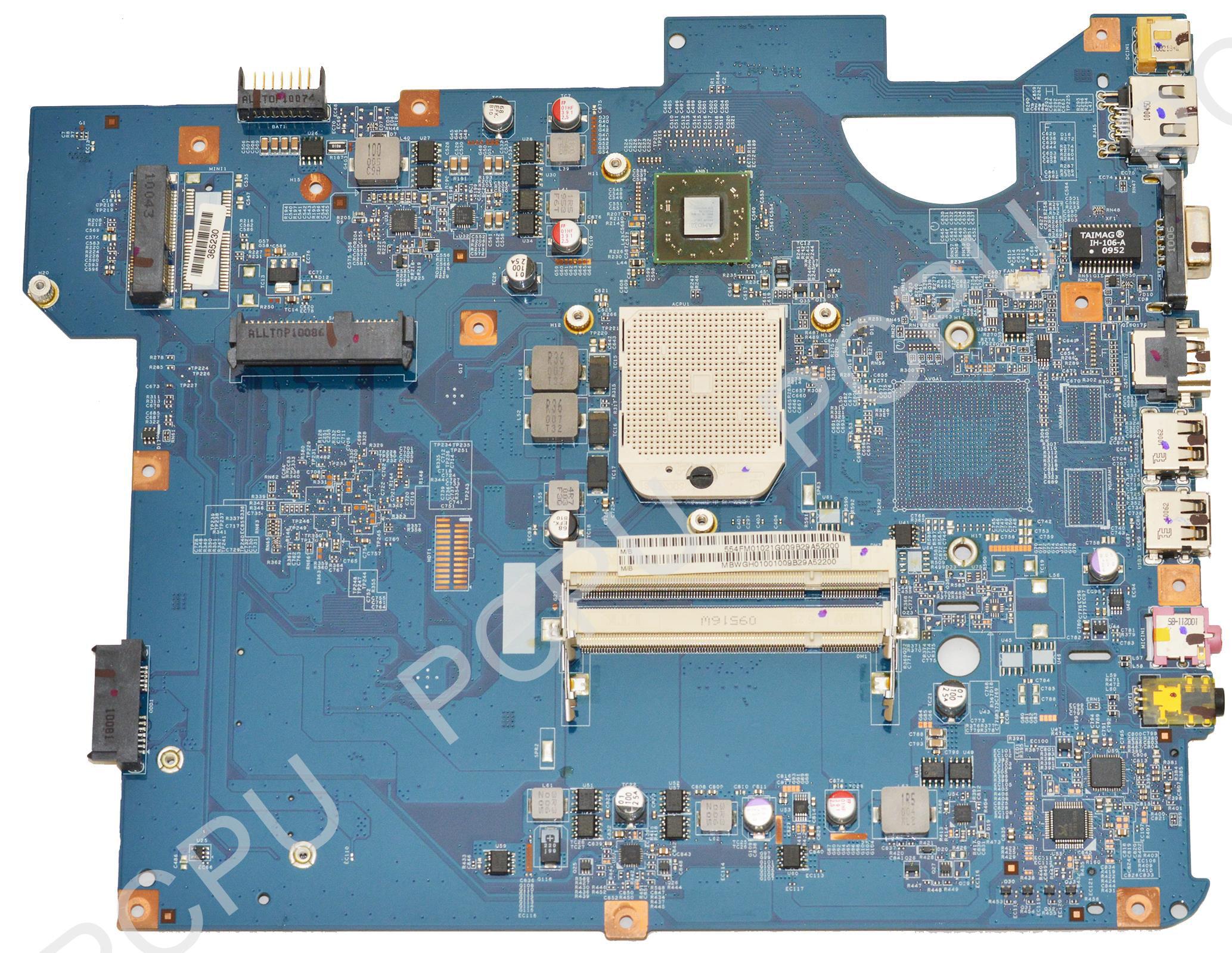 Gateway EC58 ATI Graphics Linux