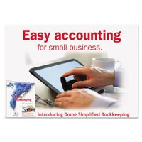 Dome, DOM00114, Simplified Bookkeeping Software, 1