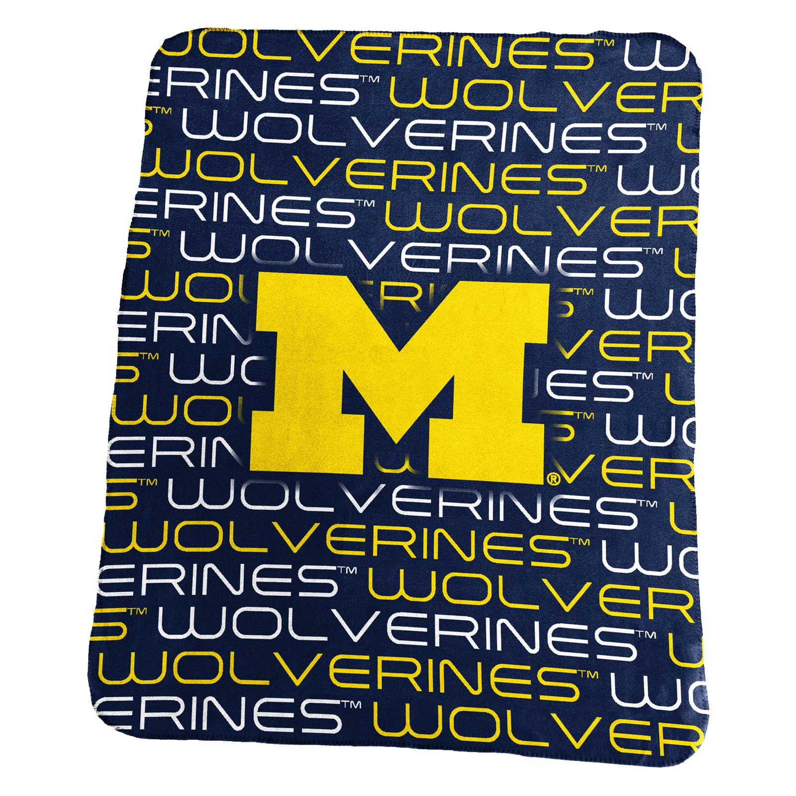 Michigan Wolverines Classic Fleece
