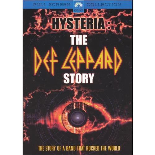 Hysteria: The Def Leppard Story (Full Frame)
