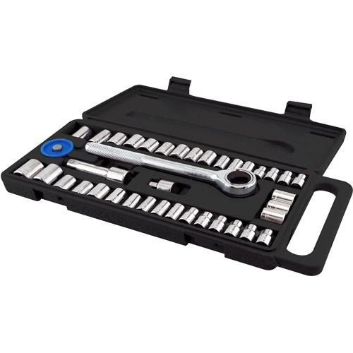 SOCKET SET 40PC