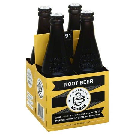 Boylan Bottling Boylan Root Beer, 4