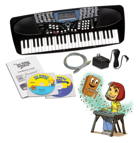 eMedia My Piano Starter Pack for Kids by