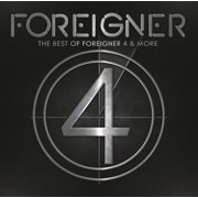 Foreigner - Best of 4 & More Live - CD