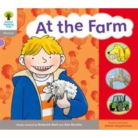 Oxford Reading Tree : Level 1: Floppy's Phonics: Sounds and Letters: At the Farm