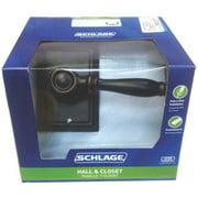 PASSAGE BIRMINGHAM AGED BRONZE Schlage Lock Passage Locks F10VBIR716ADD