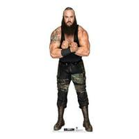 Advanced Graphics 2720 Braun Strowman Cardboard Cutout - WWE