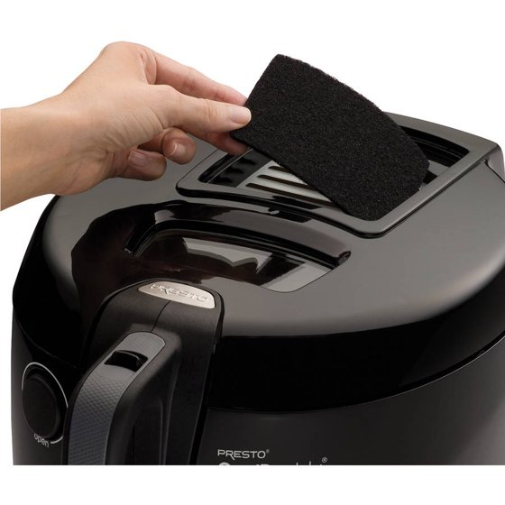 Presto 05446 Cooldaddy Elite Cool Touch Electric Deep Fryer