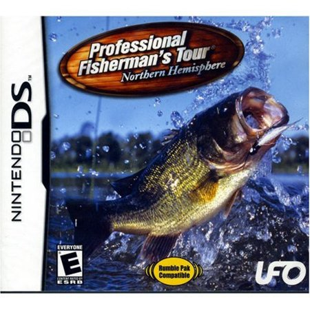 Professional Fishermans Tour with Rumble Feature for Nintendo