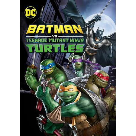 Batman Vs. Teenage Mutant Ninja Turtles](Ninja Turtle Movie For Kids)