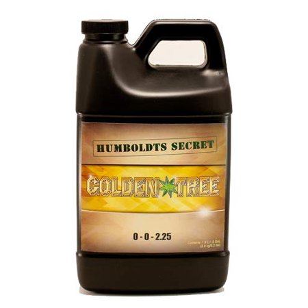 Best Plant Food For Plants and Trees: Humboldts Secret Golden Tree, Explosive Growth, Yield Increaser, Dying Plant Rescuer, Use on Flowers, Roses, Fruit, Vegetables, Tomatoes, Organic (64 (Best Manure For Roses)