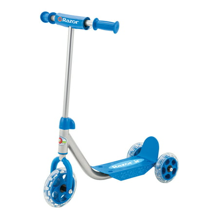 Razor Jr 3-Wheel Lil' Kick Scooter - For Ages 3 and (Shooters Usa)