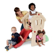 Little Tikes Hide & Seek Climber, Indoor Outdoor Slide and Climbing Playset for Kids Ages 2-5