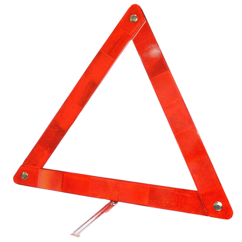 Majic Triangle Warning Reflector Alert Motorists in a Emergency or Tire Change