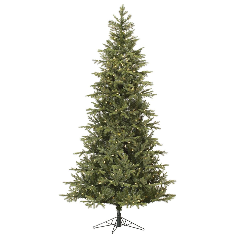 Slim Pre-lit Christmas Trees