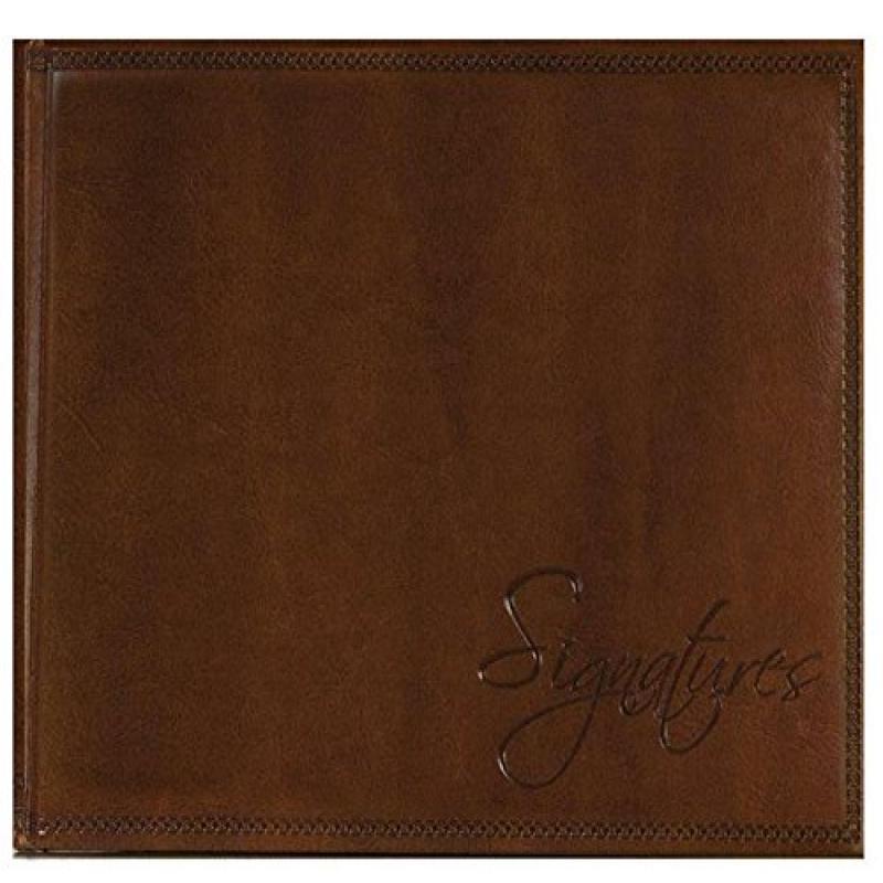 Pierre Belvedere Guest Book, Signatures, Cognac (990310)
