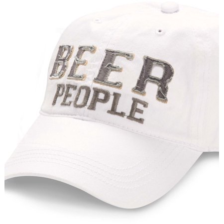 We People - Beer People Baseball Cap Hat with Adjustable Strap