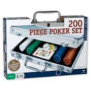200pc Poker Set by Spin Master Ltd