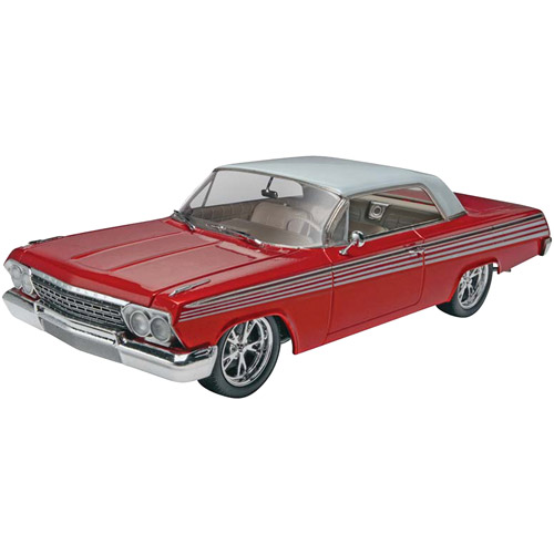 854281 1/25 '62 Chevy Impala SS 2N1 Multi-Colored
