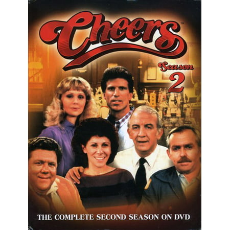 Cheers  The Complete Second Season