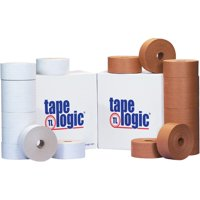 T9067000 Kraft 70mm Inch x 375 Ft Tape Logic #7000 Reinforced Water Activated Tape Made In USA CASE OF 8