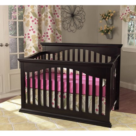 Suite bebe bailey standard crib brown - Bed bebe scandinavische ...
