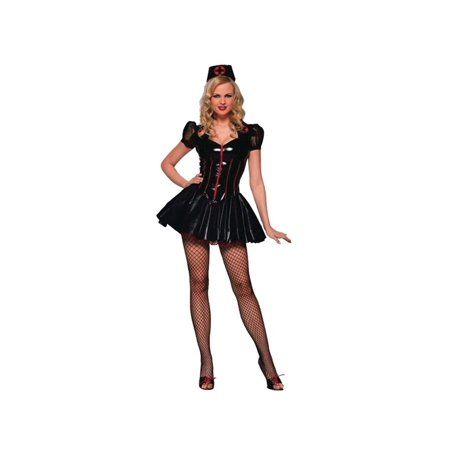 Naughty Nurse Adult Costume - Plus Size Naughty Nurse Outfit