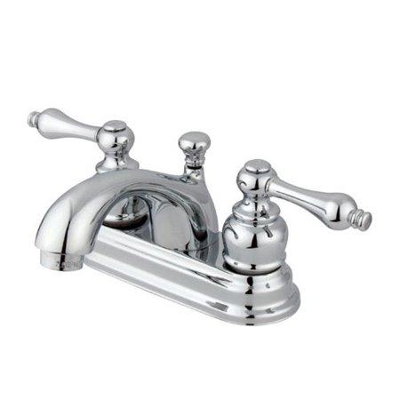 Elements of Design St. Regis Centerset Bathroom Faucet with Drain ...