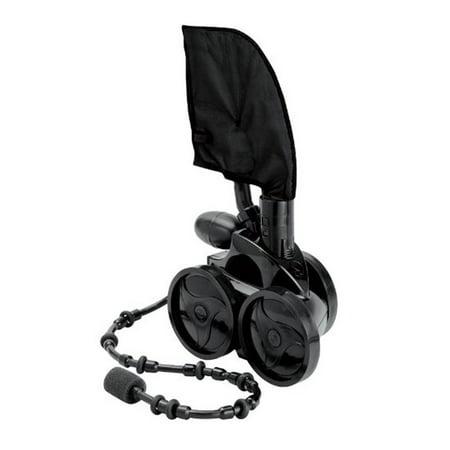 - Polaris 280 F5B Black Max Pressure Side Automatic Inground Pool Cleaner w/ Hoses