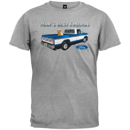 Ford - Man's Best Friend T-Shirt