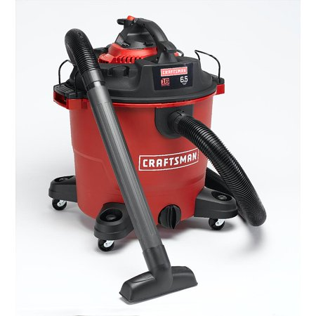 Craftsman 16 gal. 6.5 HP Wet/Dry Vac Set with Detachable Blower 12008 Craftsman Wet Dry Vacuums