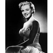 Marilyn Monroe Ca. Early 1950S Photo Print